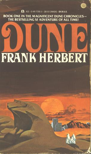 Dune cover
